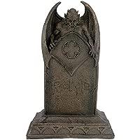 Design Toscano DB160282 The Vampire Demon Halloween Tombstone Gothic Decor Garden Graveyard Statue