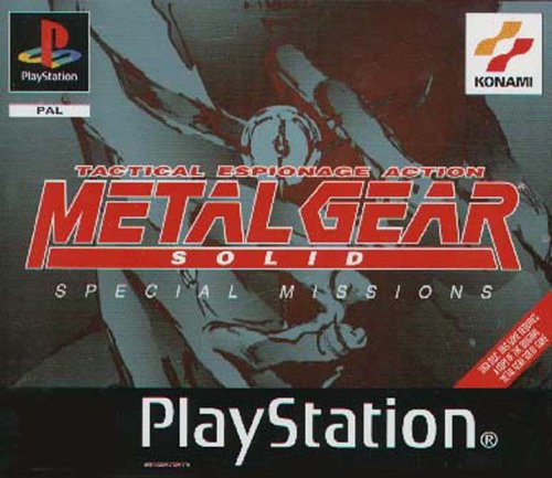 Metal Gear Solid Special Missions (PS)