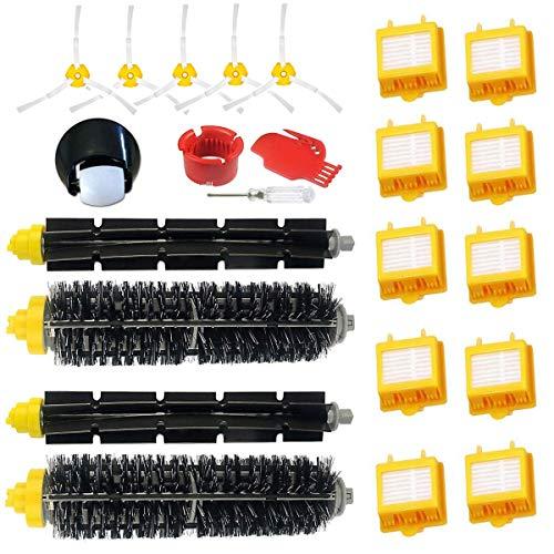 Supon Accesorios de repuestos de robot para robot 790 782 780 776 774 772 770 760 Juego de reemplazo de filtro de cepillo serie 700(00107)