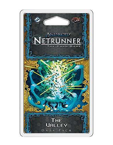 Android Netrunner LEG   The Valley Data Expansion