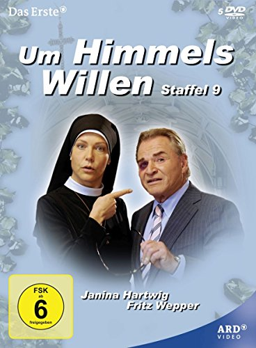 Um Himmels Willen - Staffel 9 [5 DVDs]