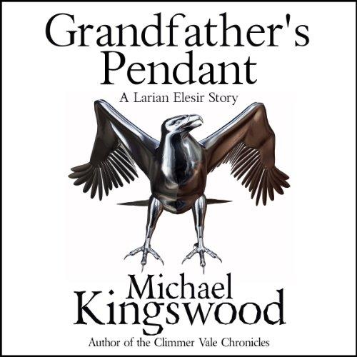 Grandfather's Pendant audiobook cover art