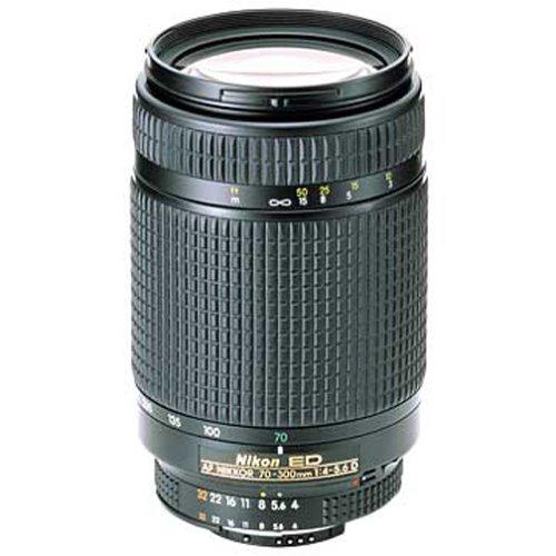 Nikon 70-300mm f/4.5-5.6G AF-S VR Zoom-Nikkor