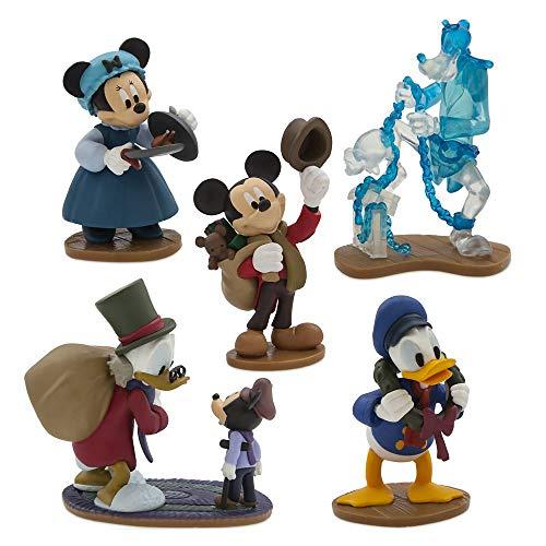 Disney Mickey's Christmas Carol Figure Play Set
