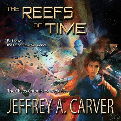 """The Reefs of Time: Part One of the """"Out of Time"""" Sequence cover art"""