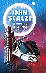El imperio en llamas par Scalzi