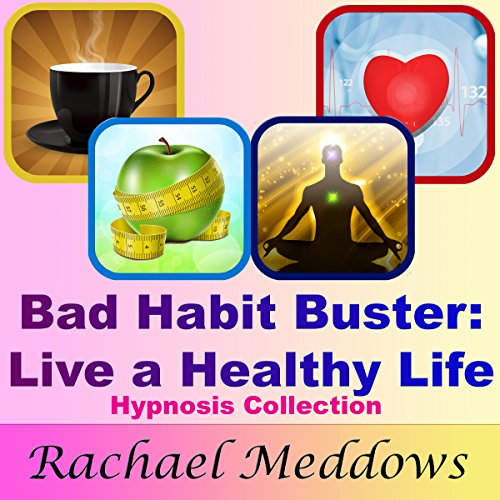 Bad Habit Buster audiobook cover art