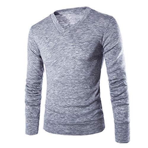 Suéter de punto base suéter de punto sección delgada