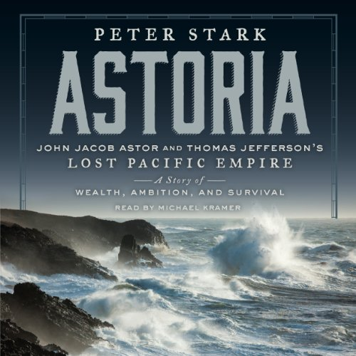 Astoria audiobook cover art