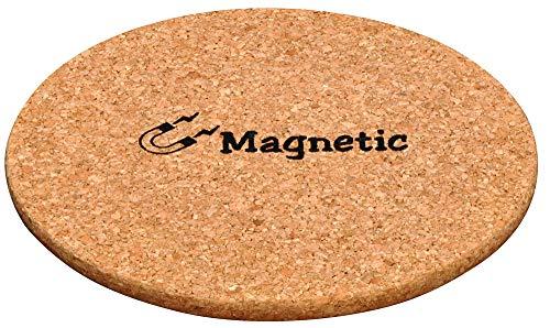 Magnetischer Korkuntersetzer