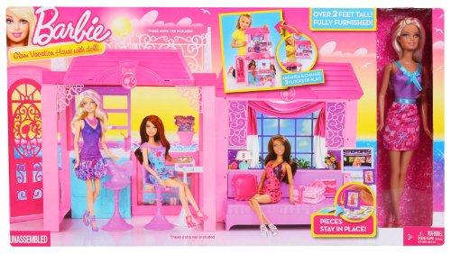 Barbie - Casa de la Playa con Accesorios (Mattel Y4118