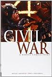 Civil War by Mark Millar (2008) Hardcover