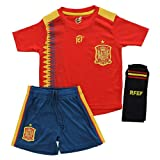 camiseta futbol españa niño 2020