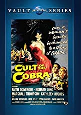 Image of Cult of the Cobra DVD. Brand catalog list of .