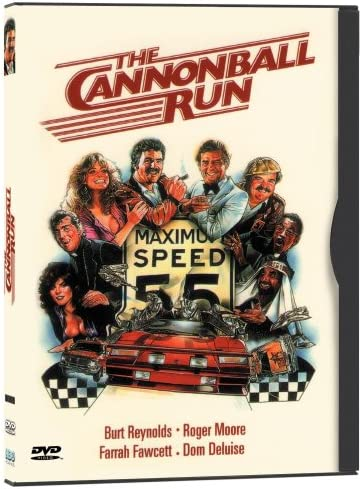 The Cannonball Run product image