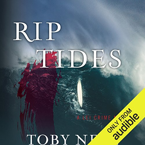 Rip Tides audiobook cover art