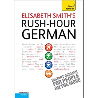 Rush-Hour German: Teach Yourself cover art