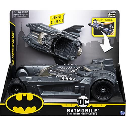 Batman 2-in-1-Fahrzeug - Batmobil und...