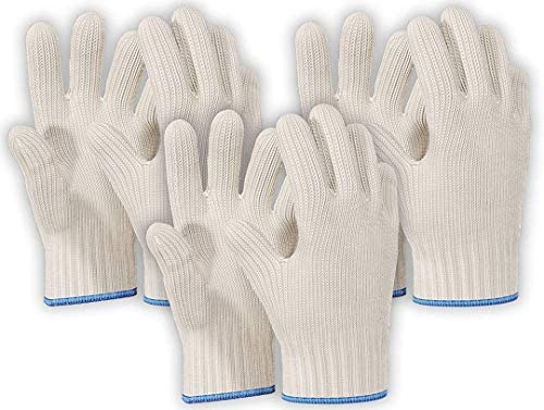 Killer s Instinct Outdoors 3 Pairs Heat Resistant Gloves Oven Gloves Heat Resistant with Fingers product image