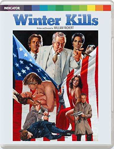 Winter Kills (Limited Edition) [Blu-ray] [2019]