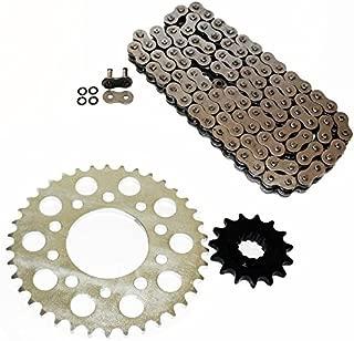 Fits Honda CB750 Nighthawk 750 O Ring Chain and Sprocket 15/38 525X110