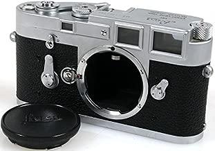 Leica M3 Single Stroke W/ 50mm F 2.0 Summicron-M Lens
