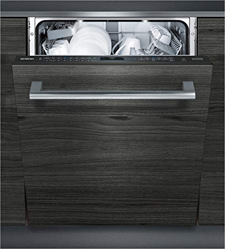 Siemens IQ500idsn658x vollständig integriertes 02PD 13places A + + + Spülmaschine–Geschirrspülmaschinen (komplett integriert, schwarz, Full Size (60cm), schwarz, griffig, 1,75m)