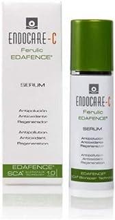 Endocare Radiance C Ferulic Edafence - Sérum Antipolución y Antioxidante con Vitamina C y Ácido Ferúlico, Rápida Absorción, para Todo Tipo de Piel, 30 ml