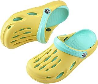 ZOGBX Unisex Garden Clogs Lightweight Slip on Women Men Sandals Water Shoes Garden Clogs Slip on Mules Sandal Sneakers Bre...