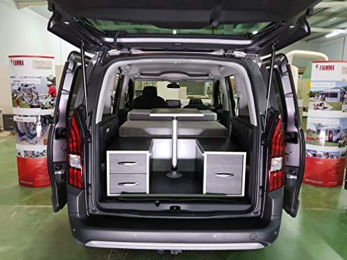 Mueble Kit Camper para Citroen Berlingo ultimo modelo