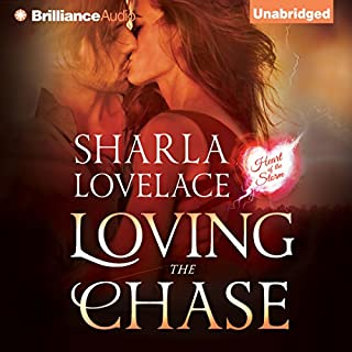 Loving the Chase audiobook cover art