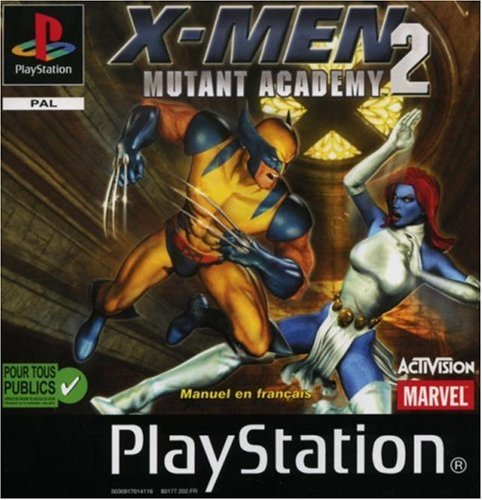 X-Men Mutant Academy 2 [Import: Francia]