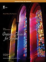 Oratorio Arias for Soprano: Music Minus One Soprano