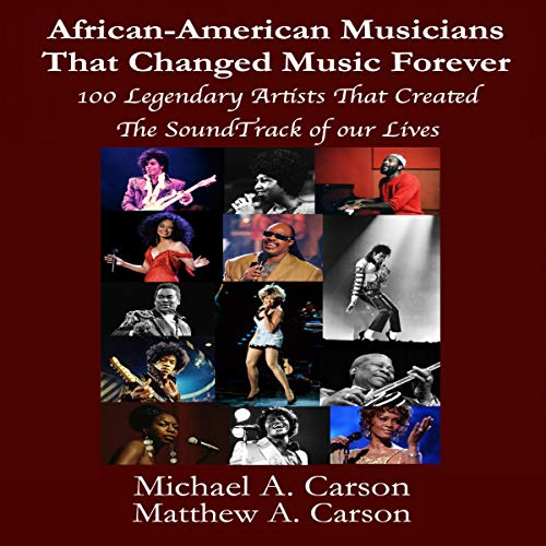 African-American Musicians That Changed Music Forever cover art