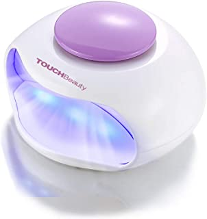 TOUCHBeauty Portable Nail Dryer with Air & LED Light Mini Size Good for Kids Teen Drying Regular Nail Polishes TB-0889