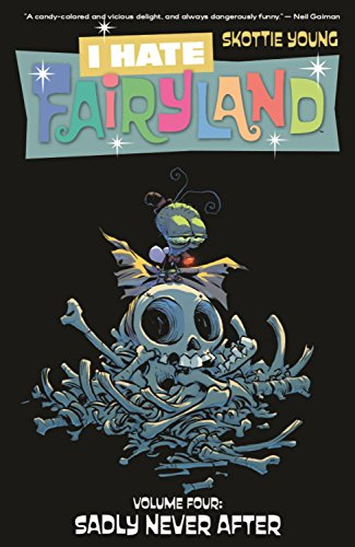 I Hate Fairyland 4