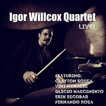 Igor Willcox Quartet (Live)