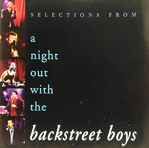 A Night Out with the Backstreet Boys (UK Import)
