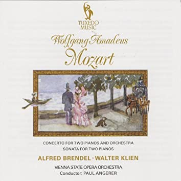 Mozart: Concerto for Two Pianos and Orchestra, K. 365 & Sonata for Two Pianos, K.  448