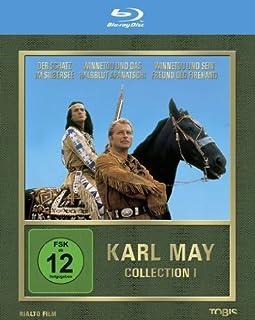 Karl May (Collection I) - 3-Disc Box Set ( Der Schatz im Silbersee / Winnetou und das Halbblut Apanatschi / Winnetou und sein F