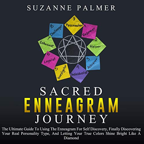 Sacred Enneagram Journey audiobook cover art