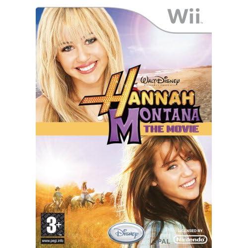 Hannah Montana: The Movie Game (Wii) [Edizione: Regno Unito]
