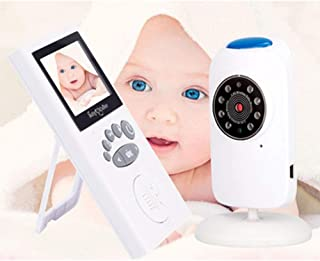 Child Toy Vigilabebés con Camara 2.4 GHz Visión Nocturna Diálogo Bidireccional