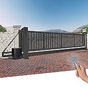 Hengda-Abridor-de-Puerta-Corredera-Motor-para-Puerta-de-Hasta-600kg-Abridor-de-Puerta-Inteligente-Operador-de-Puertas-con-Controles-Remotos