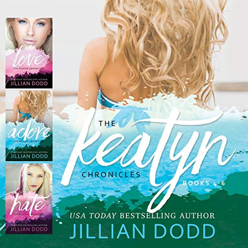 The Keatyn Chronicles: Books 4-6 audiobook cover art