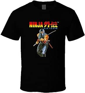 Ninja Gaiden Retro NES Box Art Cool T Shirt