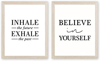 inspirational quote art prints