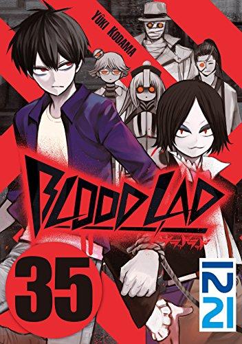 Blood Lad - chapitre 35
