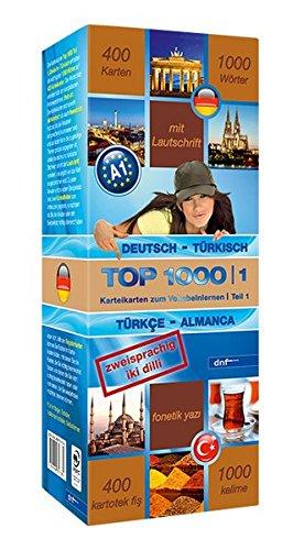 Top 1000 Teil 1: Deutsch-Türkisch /Türkisch-Deutsch
