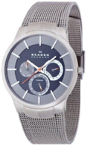 Skagen 809xlttm Titanium Mens Watch